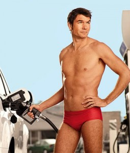 Jerry OConnell in speedo