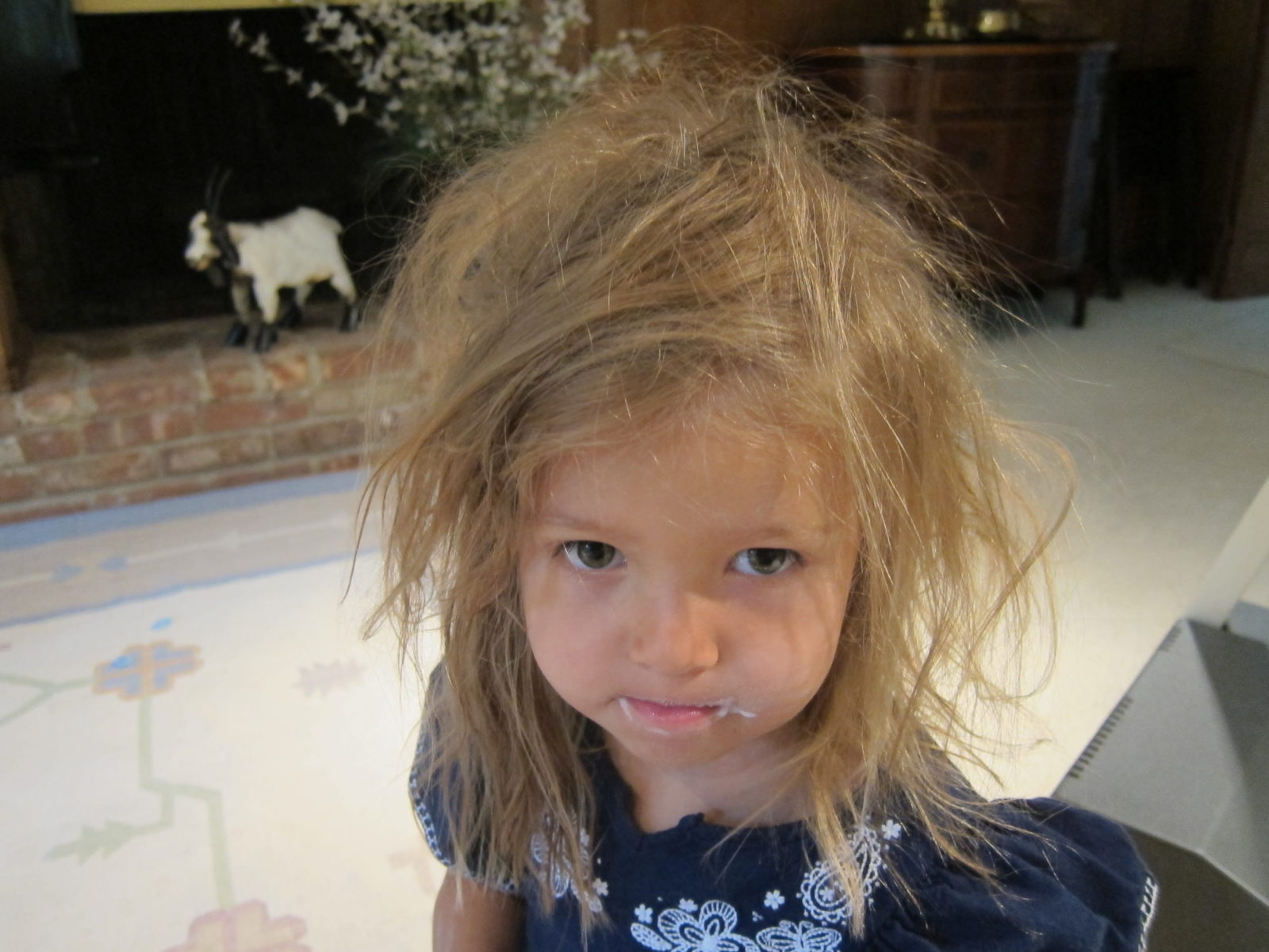 What Is It With Mothers Daughters Amp Hair Carriage