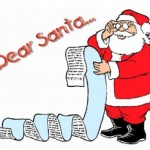 Dear Santa: 12 Things I REALLY Want for Xmas